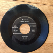 "7"" Single, 45rpm, Ensemble Frans Bonne, A: ""Valse Siamoise"", B: Energico"" - Disco, Pop"