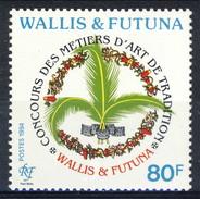 WF 1994 N. 462  Mestieri Della Tradizione MNH Cat. € 2.40 - Wallis E Futuna