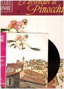 Fiabe Sonore Fabbri - PINOCCHIO N.11  Con Disco 45 Giri- Usato - Livres Parlés