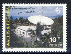 WF 1994 N. 464  Satelliti MNH Cat. € 0.50 - Wallis E Futuna