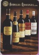 Andorre °° Classement Des Bodegas Riojanas Bacardi Martini - - 7x10 Cm - R.V  LUXE