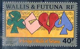 WF 1994 N. 468 Bridge MNH Cat. € 1.25 - Wallis E Futuna