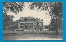 PAIMPONT   Le Châlet Des Forges    écrite En 1913