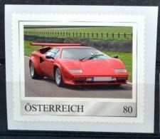 Pg820 Lamborghini Countach, IT 1974, Auto, Car, Voiture, Coche, AT 2015 ** - Autriche