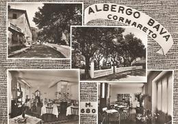 203/FG/17 - ALBERGHI -  CABELLA CORNARETO (ALESSANDRIA): Albergo Bava - Alessandria