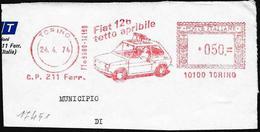 Italia/Italy/Italie: Ema, Meter, Fiat 126 Tetto Apribile, Fiat 126 Sunroof, Fiat 126 Toit Ouvrant
