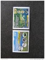 Polynésie: TB Paire N° 674 Et N° 675, Neufs XX. - Neufs