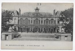 BOULOGNE SUR MER - N° 108 - LE CASINO MUNICIPAL - CPA NON VOYAGEE - Boulogne Sur Mer