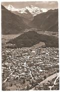 Interlaken - Mönch U. Jungfrau - Carte Photo - Verlag H. Steinhauer - 1959 - BE Berne