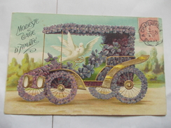 DIVERS - Modeste Gage D'amitié Carte En Relief - 1900-1949