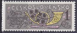 ** Tchécoslovaquie 1974 Mi 2237 (Yv 2082), (MNH)