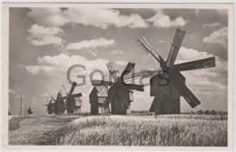 Moldova - Windmills In Bessarabia - Windmills