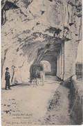 CPA  46 - CONDUCHE - Le Petit Tunnel - France