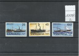 VANATU  YVERT  699/701   MNH  **