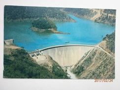 Postcard Tumut Pond Dam Reservoir ] Hydro Electric Scheme Snowy Mountains New South Wales Australia My Ref B1878 - Australia