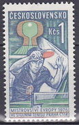 ** Tchécoslovaquie 1976 Mi 2311 (Yv 2155), (MNH)