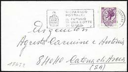 Italia/Italy/Italie: Risparmio Postale, Postal Savings, épargne Postale