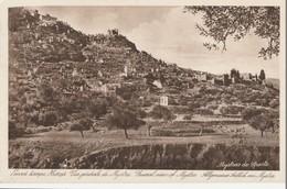 CARTOLINA VIAGGIATA 1936  MYSTRAS DE SPARTE - GRECIA (VP240 - Grecia