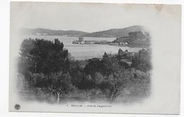 (RECTO / VERSO) TOULON - N° 7 - FORT DE L' AIGUILLETTE - TOURING CLUB DE FRANCE - CPA NON  VOYAGEE - Toulon