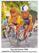 ANQUETIL/ POULIDOR Tour De France - Cycling