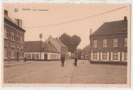 Cpsm Helchin   Place - Espierres-Helchin - Spiere-Helkijn