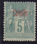 Cavalle N° 2 Neufs * - Cavalle (1893-1911)