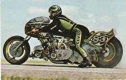 CP  MOTO  La Course De Vitesse - Henk Vink - Sport Moto