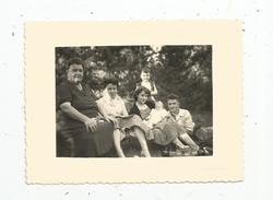 Photographie , 10.5 X 8 , Bébé , Enfant , Femmes , Homme - Anonymous Persons