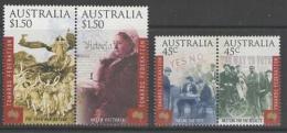 AUSTRALIA SG1977/80 2000 CONSTITUTION MNH