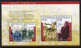 AUSTRALIA SGMS1981 2000 CONSTITUTION MNH