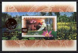 AUSTRALIA SGMS1686a 1997 FAUNA AND FLORA O/P 2001 PHILANIPPON MNH