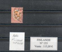 Finlande. 25 M. Filigrane Cor Poste