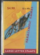 AUSTRALIA SGSB136 2000 PARALYMPIC GAMES MNH