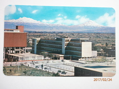 Postcard Ciudad Universitaria De Mexico Medicina Y Veterinaria Veterinary School Of Mexico My Ref B1882 - Mexico