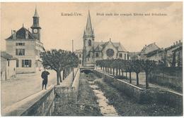 COURCELLES CHAUSSY - KURZEL - Frankreich