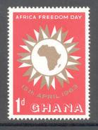 Ghana 1963 - Michel 141 **