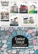 FINLAND 2014 HISTORICAL BUILDING CASTLES