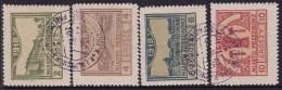POLAND Przedborz Local Forgery Fi 1-4 Used - ....-1919 Übergangsregierung