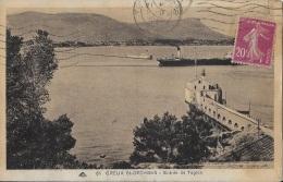 ** Belle Carte De 1935 **  Ed. Cap N°86 ** Bon état, écrite** - Saint-Mandrier-sur-Mer