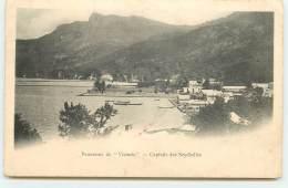 Panorama De Victoria - Capitale Des Seychelles - Seychellen