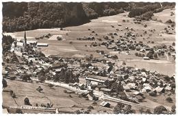 Lungern - Carte Photo - Edit. Rud Suter, Oberriden-Zch - Flugaufnahme / Vue Aérienne - état Neuf - OW Obwalden