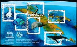 NOUV.-CALEDONIE 2008 - Yv. BF 39 ** TB  Faciale= 3,77 EUR - Lagons Au Patrimoine Mondial UNESCO  ..Réf.NCE23643 - UNESCO