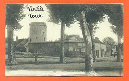 """CPA Gannat """" Vieille Tour """" LJCP 35 - France"""