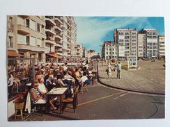 """KNOKKE -HEIST """"plage Albert Place Ruben"""""""