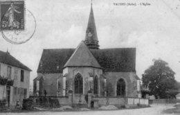 (19)  CPA  Vaudes  Eglise  (bon Etat) - France