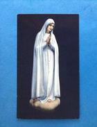 Santino - Holy Card - Madonna Di Fatima - Santini
