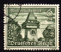 Deutsches Reich 1939 - Uhrturm Graz - Uhrmacherei