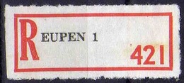 Vignette Recommandé Eupen 1 - Documents De La Poste