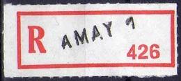 Vignette Recommandé Amay 1 - Documents De La Poste