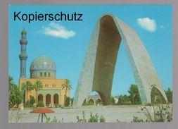 ÄLTERE POSTKARTE UNKNOWN SOLDIER MONUMENT BAGHDAD Iraq Irak Cpa AK Ansichtskarte Postcard - Iraq